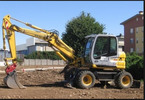 Thumbnail New Holland MH2.6 MH3.6 Midi Wheel Excavator Service Repair Manual Instant Download
