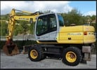 Thumbnail New Holland MH City, MH Plus, MH 5.6 Wheel Excavator Service Repair Manual INSTANT Download