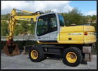 Thumbnail NEW HOLLAND MH CITY, MH PLUS, MH 5.6 TIER Ⅲ WHEEL EXCAVATOR Service Repair Manual Instant Download