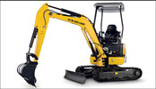 Thumbnail New Holland E18SR Mini Crawler Excavator Service Parts Catalogue Manual Instant Download