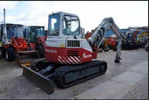 Thumbnail Takeuchi TB80FR Compact Excavator Service Repair Factory Manual INSTANT DOWNLOAD (SN: 17820001 and up)