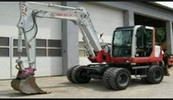 Thumbnail Takeuchi TB070W Compact Excavator Service Repair Factory Manual Instant Download