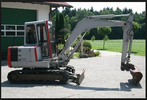 Thumbnail Takeuchi TB045 Compact Excavator Service Repair Factory Manual Instant Download