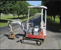 Thumbnail Takeuchi TB007 Compact Excavator Service Repair Factory Manual Instant Download