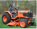 Thumbnail Kubota B7800HSD Tractor Illustrated Master Parts Manual Instant Download