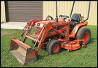 Thumbnail Kubota B1550D Tractor Illustrated Master Parts Manual Instant Download