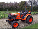 Thumbnail Kubota B1700D Tractor Illustrated Master Parts Manual Instant Download