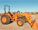 Thumbnail Kubota L4400 Tractor Operator Manual Instant Download