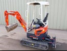 Thumbnail KUBOTA U17-3α MICRO EXCAVATOR Service Repair Manual Instant Download