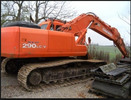 Thumbnail Daewoo Doosan Solar 290LC-V Excavator Operation and Maintenance Manual Instant Download