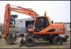 Thumbnail Daewoo Doosan Solar 140W-V, Solar 160W-V Wheel Excavator Service Repair Manual Instant Download