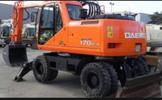 Thumbnail Daewoo Doosan Solar 170W-V Wheel Excavator Service Repair Manual Instant Download