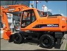 Thumbnail Daewoo Doosan Solar 180W-V Wheel Excavator Service Repair Manual Instant Download