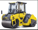 Thumbnail Bomag BW 125 ACH Combination rollers Service Parts Catalogue Manual Instant Download SN101170311011 - 101170311027