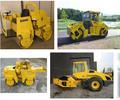 Thumbnail Bomag BW 161 AD Tandem vibratory rollers Service Parts Catalogue Manual Instant Download SN101640810101 - 101640810136
