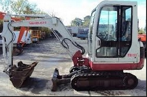 Free Takeuchi TB030(B) Compact Excavator Service Parts Catalogue Manual Instant Download Download thumbnail
