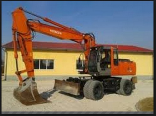 Free Hitachi Zaxis 180W Wheeled Excavator Service Repair Manual Instant Download Download thumbnail