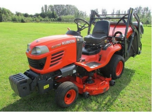 Free Kubota G23 G26 Ride-on Mower Flat-Rate Schedule Illustrated Master Parts Manual Instant Download Download thumbnail