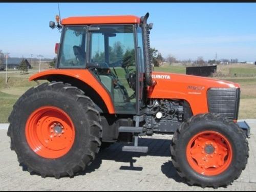 Kubota Tractor Hydraulics Troubleshooting : Kubota m s tractor service repair manual instant