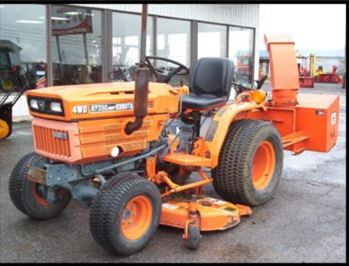 kubota b5200 b6200 b7200 tractor service repair manual instant down rh tradebit com B7510 Kubota Compact Diesel B7510 Kubota Compact Diesel