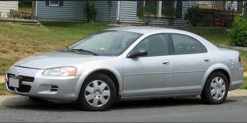 2002 Dodge Stratus  Chrysler Sebring Service Repair Manual Instant Download