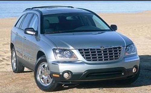 2004 Chrysler Pacifica Service Repair Manual Instant