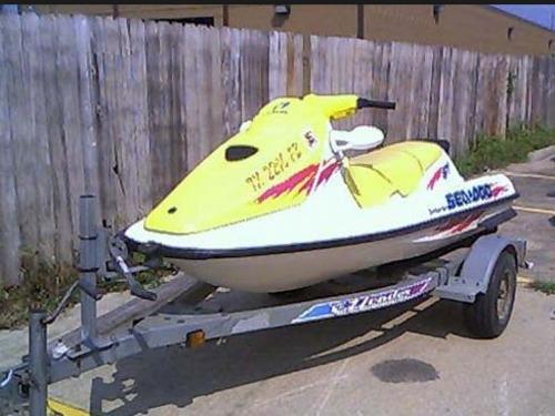1996 Sea Doo SeaDoo Sportster 5894 5895 5896 Service Repair Manual Instant  Download