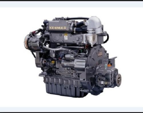 Yanmar 4JH3-TE 4JH3-TBE 4JH3-THE Marine Diesel Engine Service Repair Manual  Instant Download