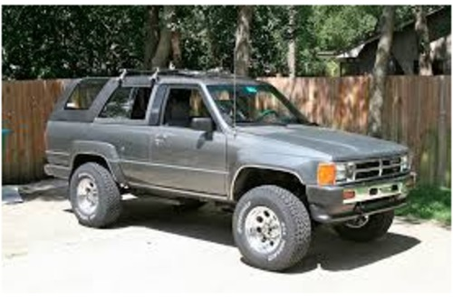 Pay for 1985-1989 4Runner Service Repair Manual Instant Download