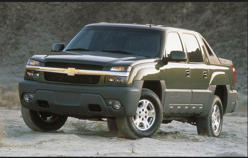 2002 2006 chevrolet avalanche service repair manual instant downloa rh tradebit com 2002 Chevrolet Avalanche 1500 Avalanche Truck 2007