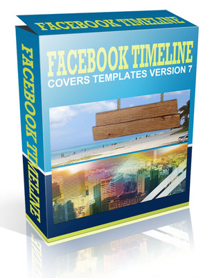 Pay for Facebook Timeline Cover Version 7