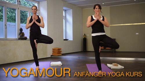 Pay for YOGAMOUR - Yoga-Kurs für Anfänger (Video)