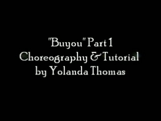 Pay for learn a hip hop dance to Buyou by Keri Hilson step by step