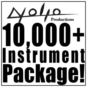 Pay for All Instruments Sample Package!