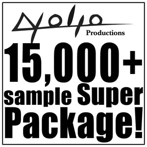 Pay for All Samples Super Package!