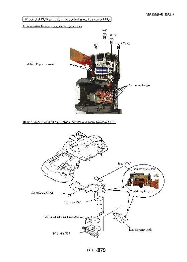 Nikon D70s инструкция - фото 11