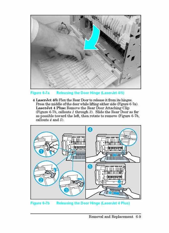service manual hp laserjet 4 5 m n plus download manuals a rh tradebit com hp laserjet 4 manual pdf hp laserjet 4 plus manual pdf