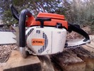 Stihl 041 Chainsaw Workshop Manual