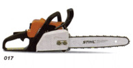 Stihl 017 018 Chainsaw Workshop Manual