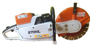 Thumbnail Stihl TS350AVE TS360 service repair manual