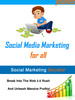 Thumbnail social media marketing for all  with MRR Rights