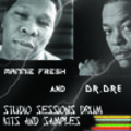 Thumbnail DR.DRE & MANNIE FRESH DRUMKIT & SAMPLES - STYLED DIRECTLY FROM THEIR STUDIO SESSIONS!