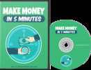 Thumbnail  Make Money In 5 Minutes