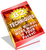 Thumbnail 82 Techniques That Will Put More Money Into Your Pocket