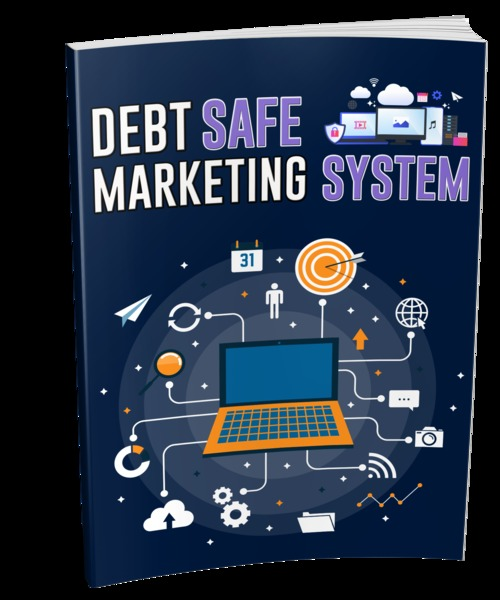 Pay for  Debt Safe Marketing System