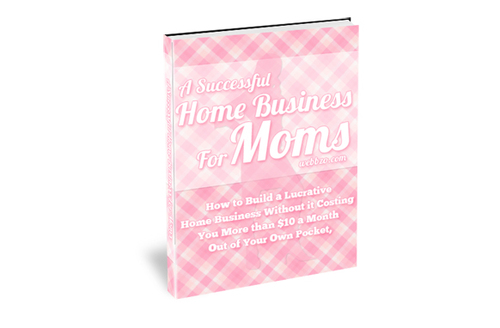 Pay for A Successful Home Business For Moms