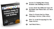 Thumbnail *HOT* Insiders Guide To Outsourcing Your Backlink Building