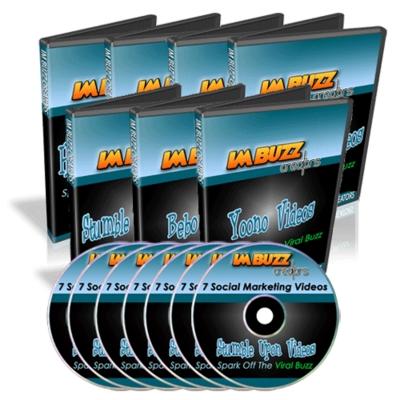 Pay for Seven Traffic Social Marketing Video Series (PLR)