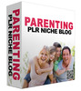 Thumbnail Niche Website For Parenting