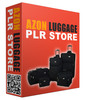 Thumbnail Azon Luggage Store Website